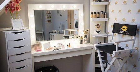 Jakie lustro do makijażu lub wizażu wybrać