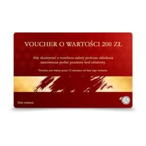 Voucher o wartości 200 zł na lustra do makijażu i toaletki