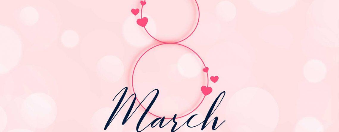 Banner dzień kobiet